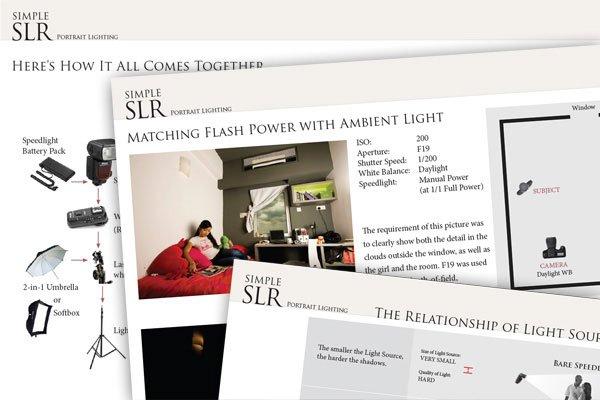 Portrait Lighting eBook Samples