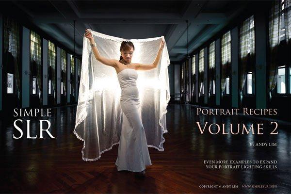 Indoor Portraits eBook Cover