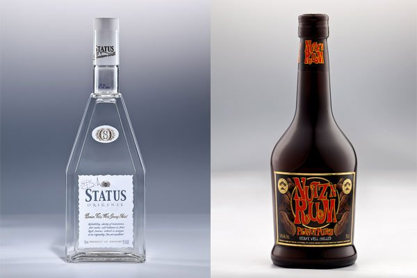 Liqueur Photography Example