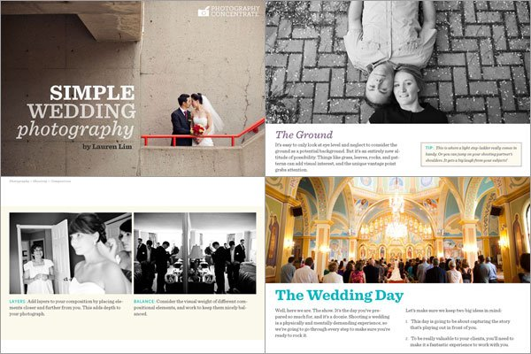 Wedding Photography eBook