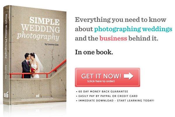 Simple Wedding Photography eBook