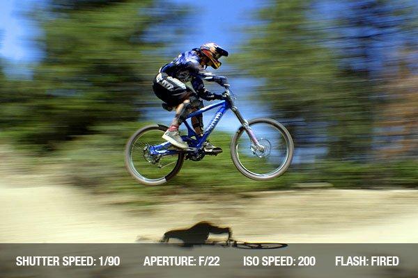 Slow Sync Flash Example