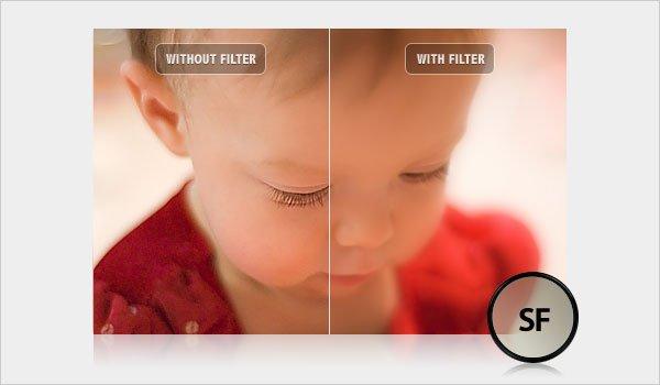 Soft Focus Filter