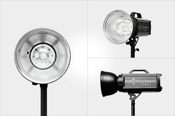 Standard Lamp Reflectors