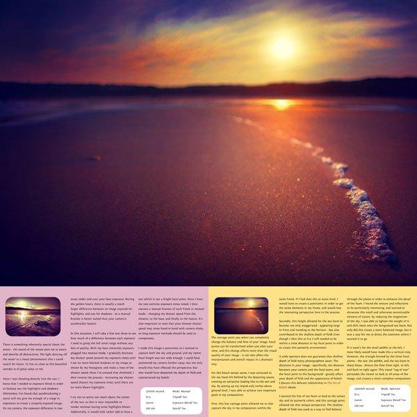 Sunset and Sunrise Photography eBook