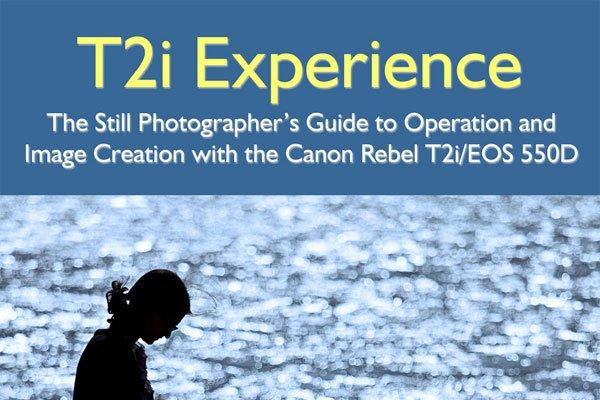 Canon T2i / 550D Camera eBook