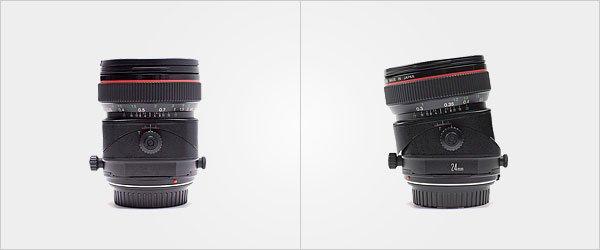 Tilt-Shift Lens