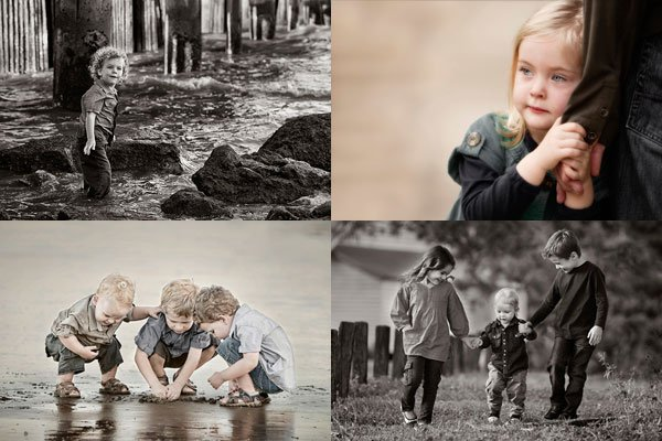 Timeless Portrait Photography Ebook Sample Photos