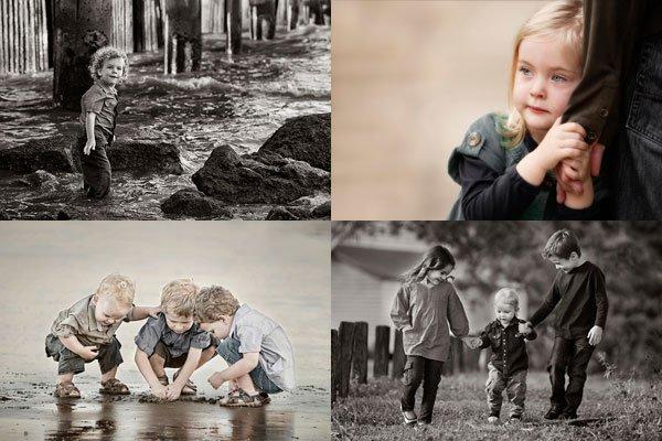 Timeless Portrait Photography Ebook Sample Photos