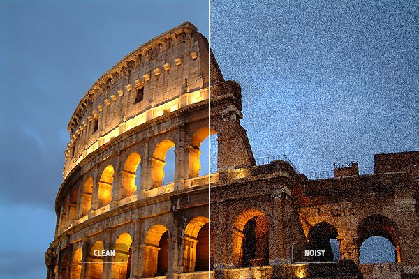 Top Ten Digital Photography Mistakes-Too Much Noise