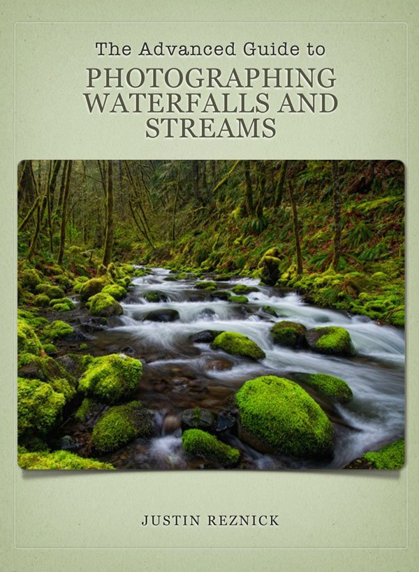 ebook: The Advanced Guide to Photographing Waterfalls and Streams